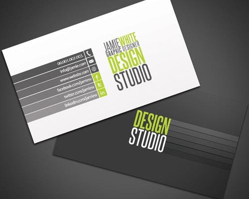 professtion-business-card