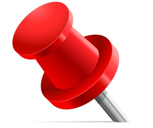 red-pin