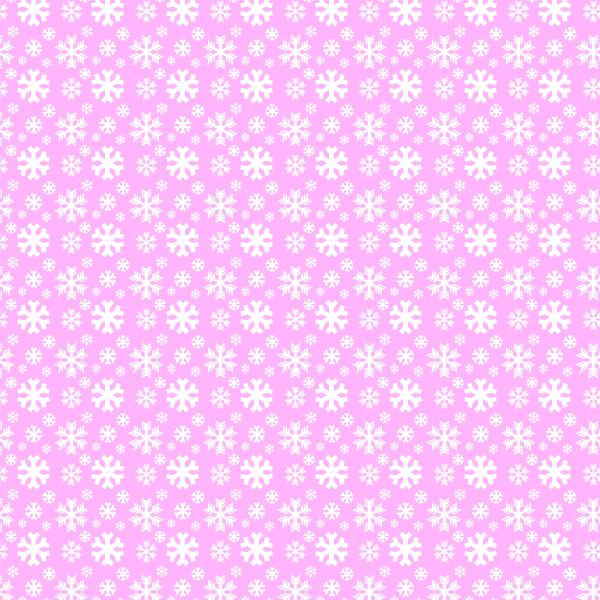 pink-snowflake-pattern