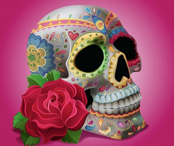 pretty-skull