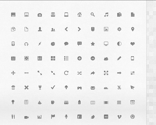 glyth-icons