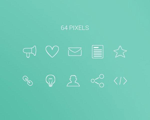 minmial-icons