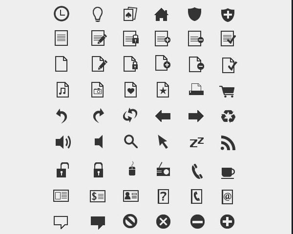 mono-icons