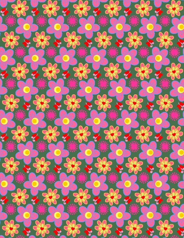 pink-vibrant-pattern