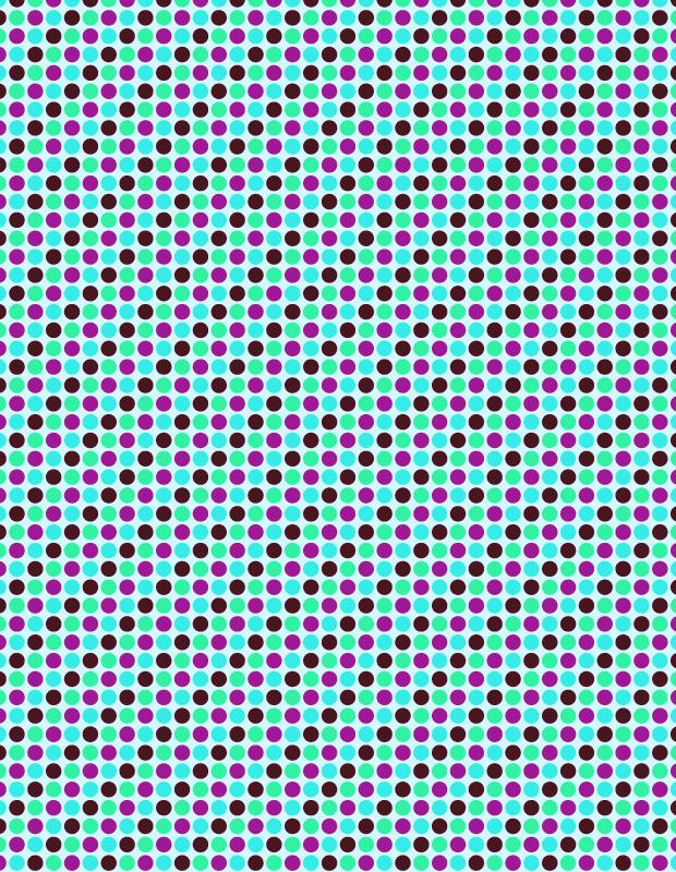 lumious-green-pattern