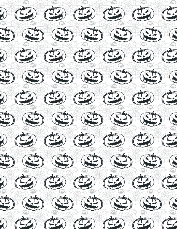 white-pumkin-pattern