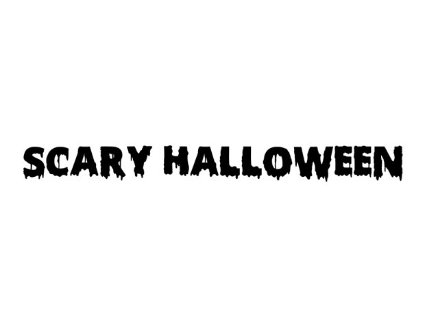 scary-halloween-font