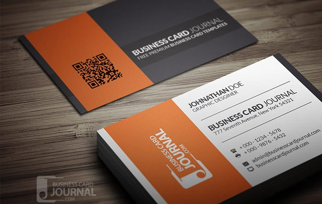 contrast-business-card