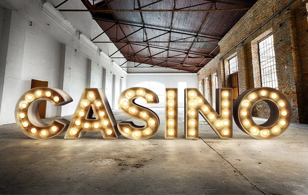 casino-3d-text