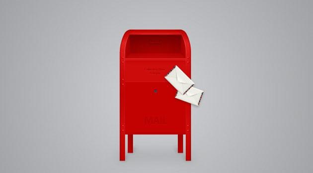 post-box