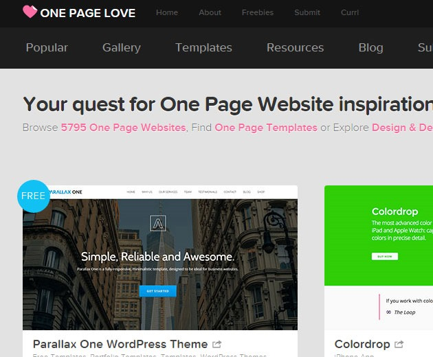 one-page-site