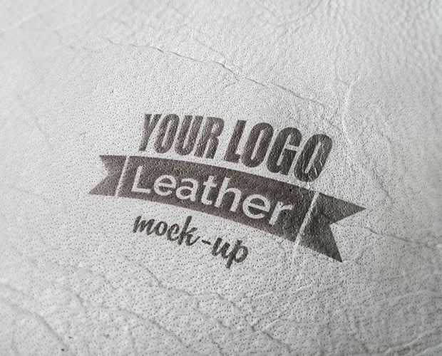 leather-text