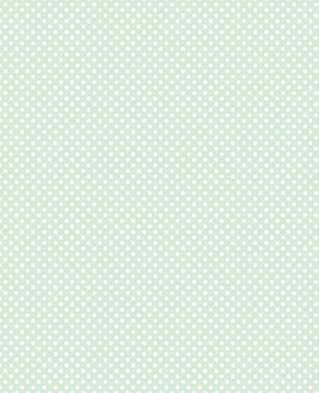 dusty-green-polka-dot-pattern-set