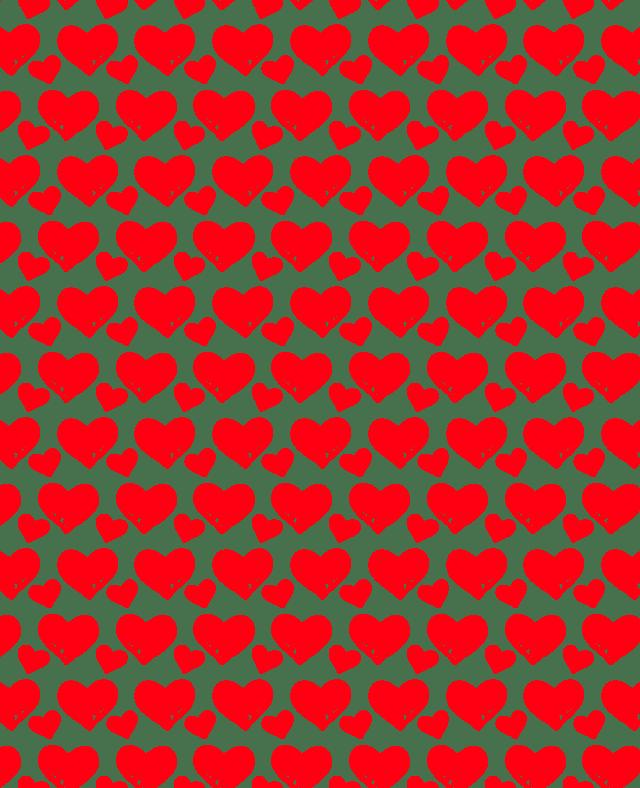 hand-dooled-pattern