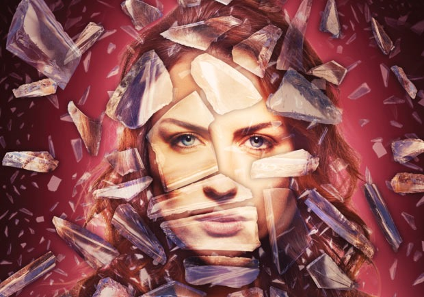glass effect 30 Fresh new Photoshop tutorials from 2016