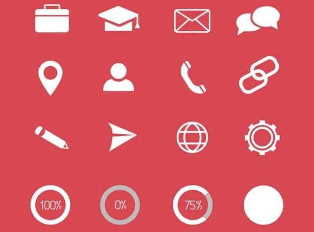 25free-cv-icons