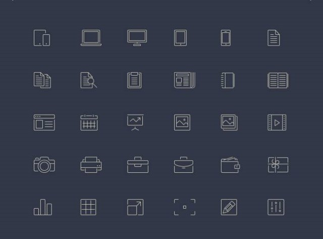 44lineicons