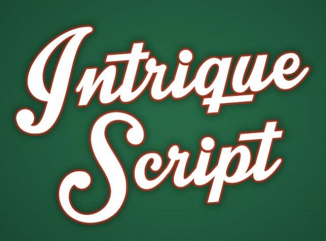 intrique-script