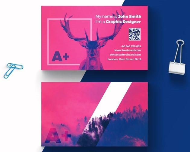 deer-business-card