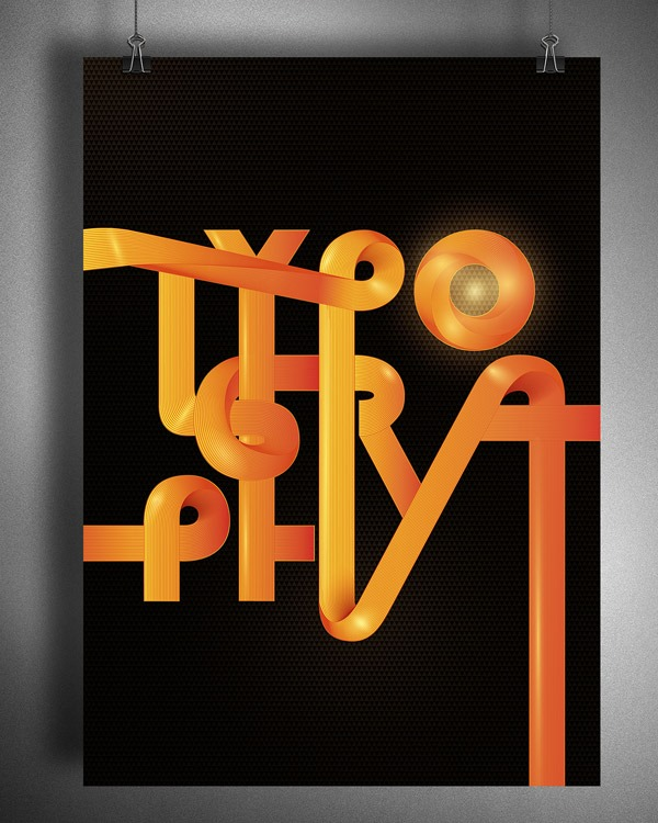 poster-typography