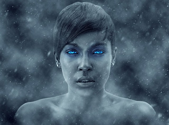 frozen-effect