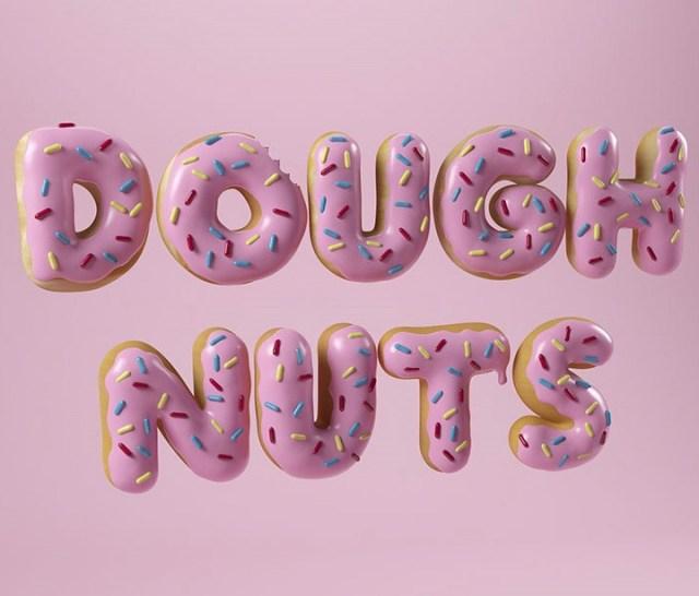dough-nuts