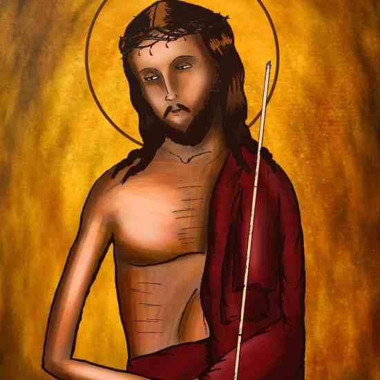 Christ The Bridegroom Illustration