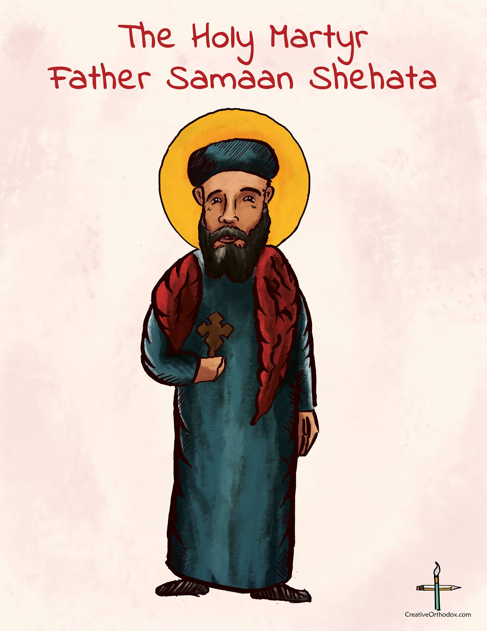 Father-Samaan-Shehata-the-Holy-Martyr