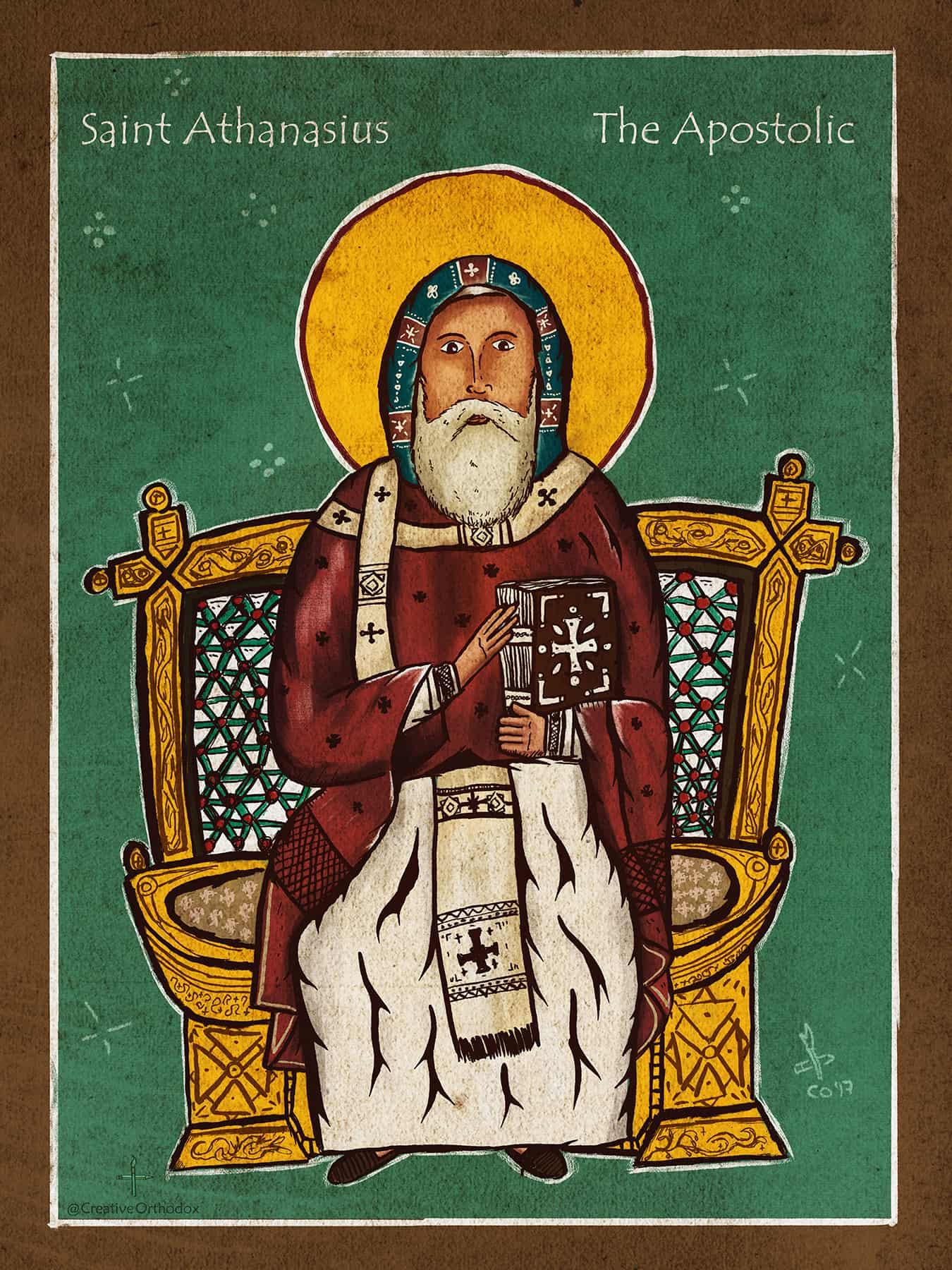 Saint Athanasius The Apostolic