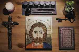 Orthodox Pantocrator Icon