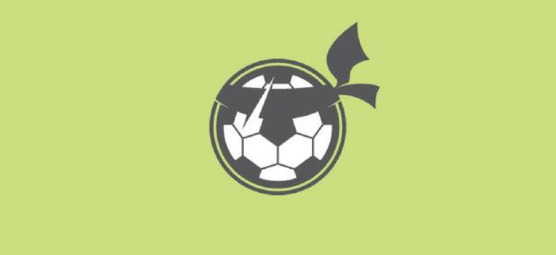 soccer logo f image 805x370 - 21 Slick Soccer Logos