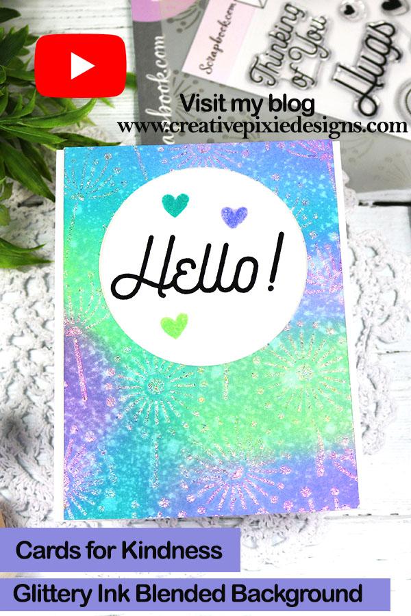 Scrapbook.com Cards for Kindness