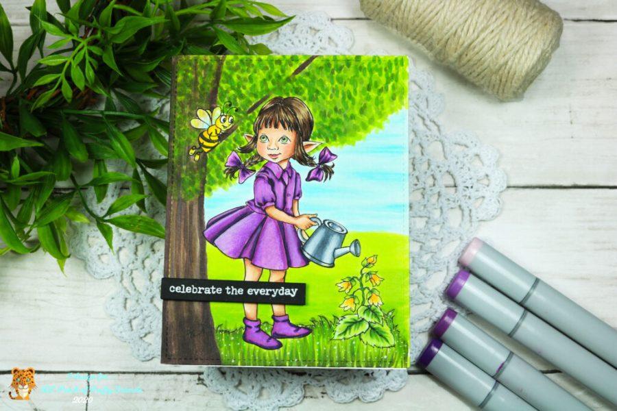 Fabrika Fantasy Flower Elf