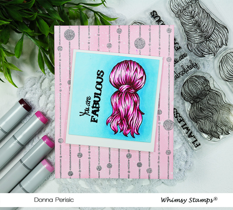 Whimsy Stamps Braided