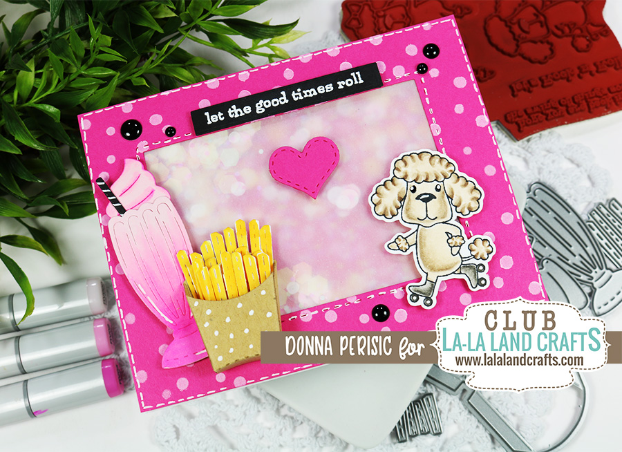 Club La La Land Crafts February 2021 Kit