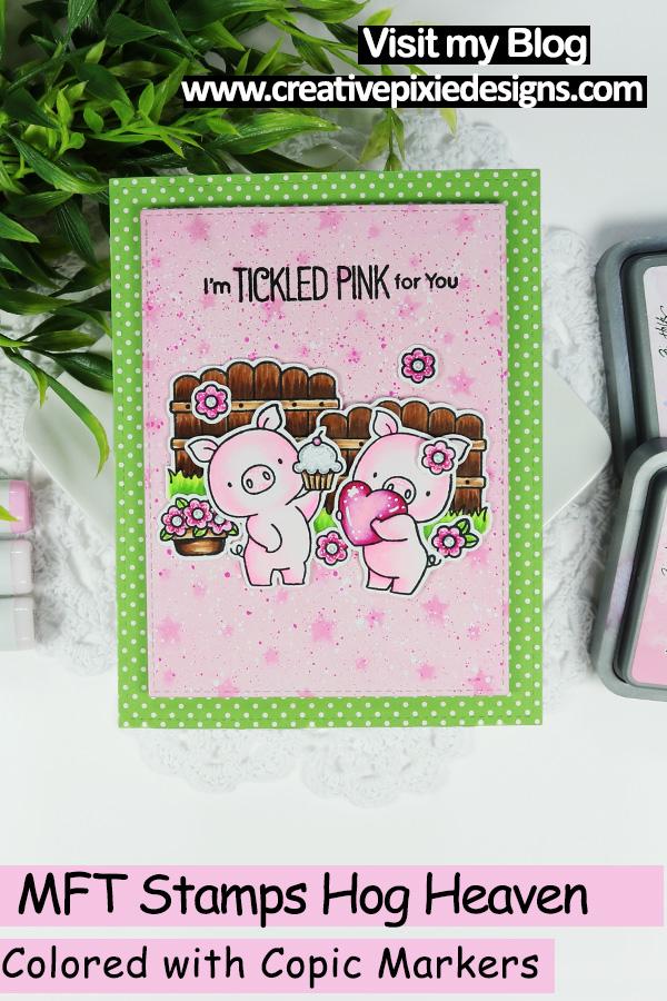 MFT Stamps Hog Heaven
