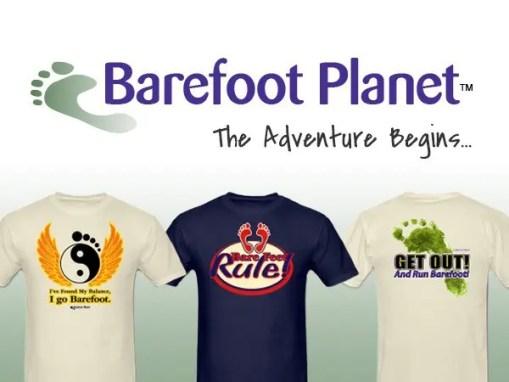 Barefoot Planet Branding