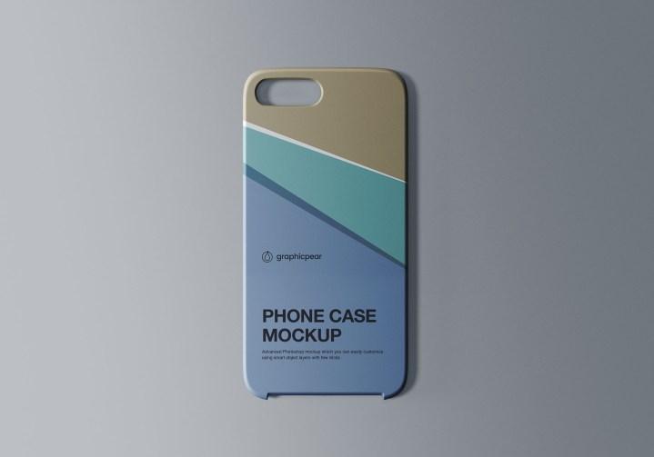 Phone Cover Mockup