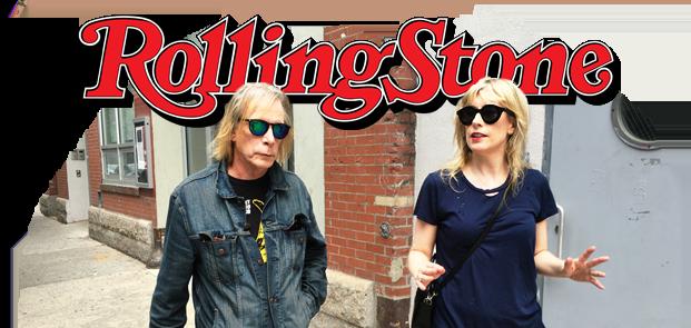 Legs McNeil & Gillian McCain Tour Bowery's Punk Landmarks