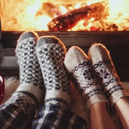 Cozy up for the Holidays