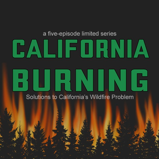 California Burning – 5 one-hour episodes – limited special series