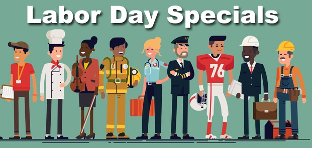 Labor Day Stories of Working Men & Women