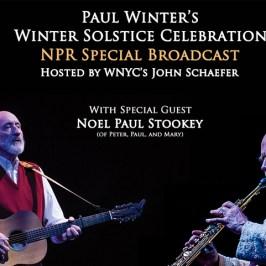 Paul Winter's 40th Annual Winter Solstice Celebration