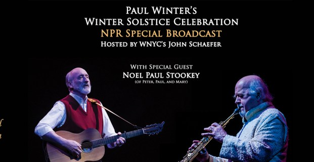Paul Winter's 40th Annual Winter Solstice Celebration