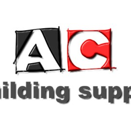 Custom Logo Design-AC Building Supply