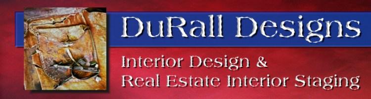 CustomLogo Design-DuRall Interior Business Logo