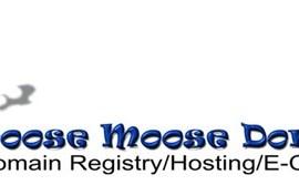 Custom Logo Design-Loose Moose Domains
