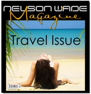 Creative Print Web Design-Custom Magazine Cover Design-NELSON WADE Magazine 0509