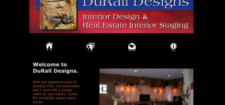 Website Design-DuRall Designs