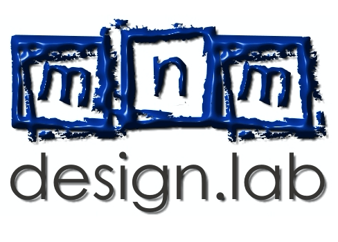 Custom Logo Design-MNM design lab
